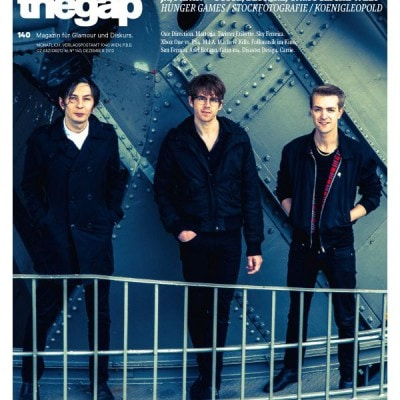 "the gap – Coverfoto ""JA,PANIK"""