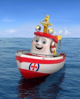 Elias – Das kleine Rettungsboot