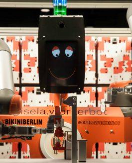 Roboterpionier Matthias Krinke