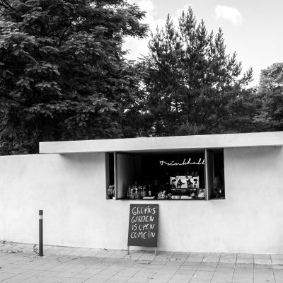 Trinkhalle Bauhaus Dessau